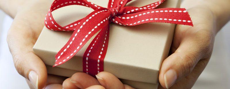 Ideias de presentes